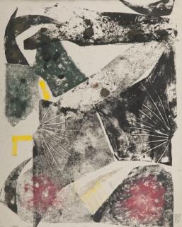 Józef Kaliszan, Bez tytułu, 1960 r.